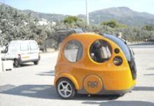 Air-powered car
