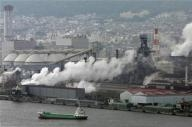 Japanese industry continues to pour out greenhouse gases at a faster and faster rate