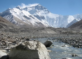 Tibetan glaciers are even more sensitive due to their elevation
