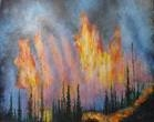 Fires, both accidental and intentional, need to be part of the climate change models